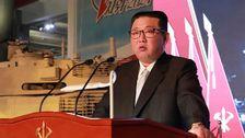 North Korea Tests Possible Submarine Missile, Amid Tensions