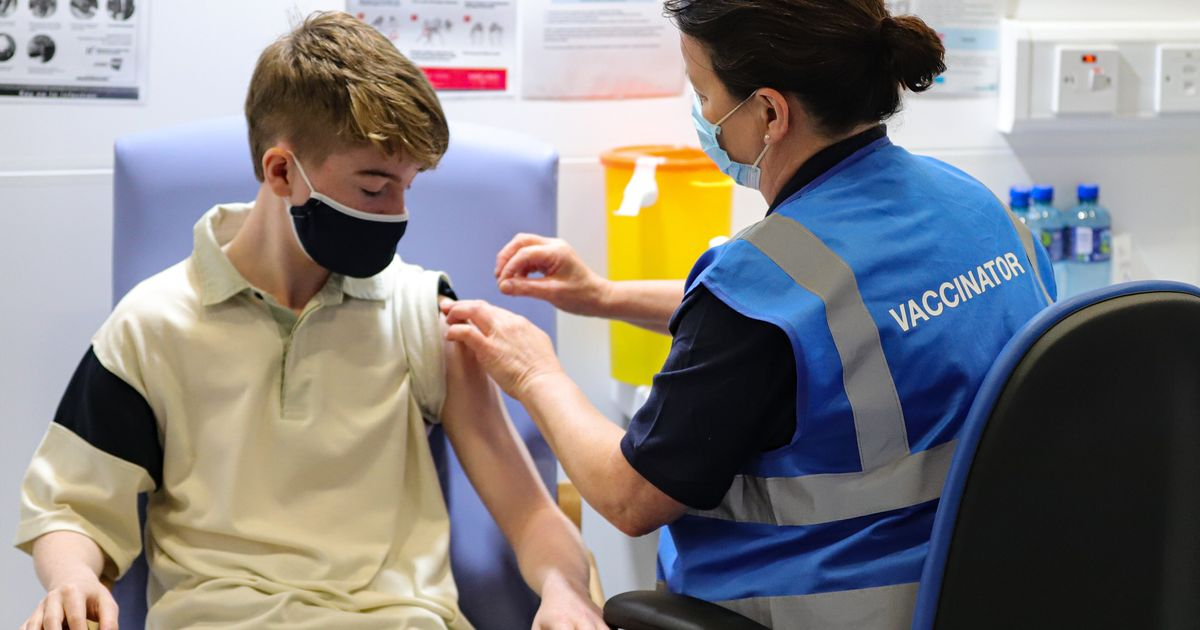 Online Covid Vaccine Booking For Children Aged 12 To 15 From Next Week