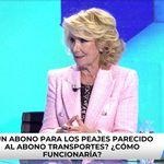 Esperanza Aguirre llama de este modo al ministerio de Igualdad de Irene