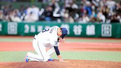 球速118キロ。剛腕の面影なしも松坂大輔投手「逃げない。立ち向かう」