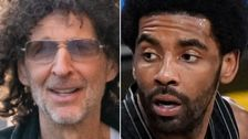 Howard Stern Rips 'Douchebag' Kyrie Irving Over Vaccine: 'Top Idiot In The Country'
