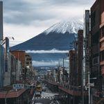 『浮世絵すぎた富士山』がSNSで拡散。「葛飾北斎に見せたい」の声も