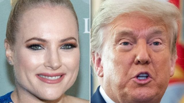 Meghan McCain Recalls 'Very Bizarre' Call From Trump After He Mocked Her Dad.jpg