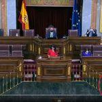 Una diputada de Podemos abandona el Congreso tras escuchar estas palabras de Olona
