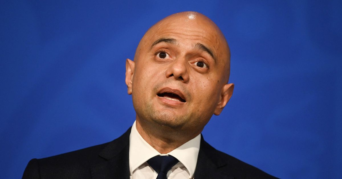 Sajid Javid Urges Public To Meet Outdoors And Wear Masks Amid Surge In Covid