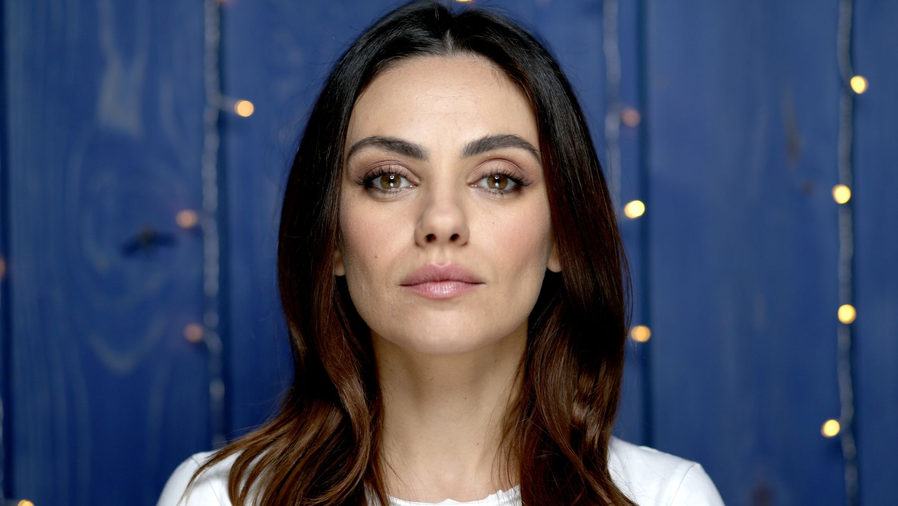 Mila Kunis Says She Encouraged Her Preschooler To Push Another Child - HuffPost