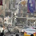 中国・瀋陽市で大規模爆発。3人死亡、30人以上が病院に搬送される。ガス爆発の可能性【UPDATE】