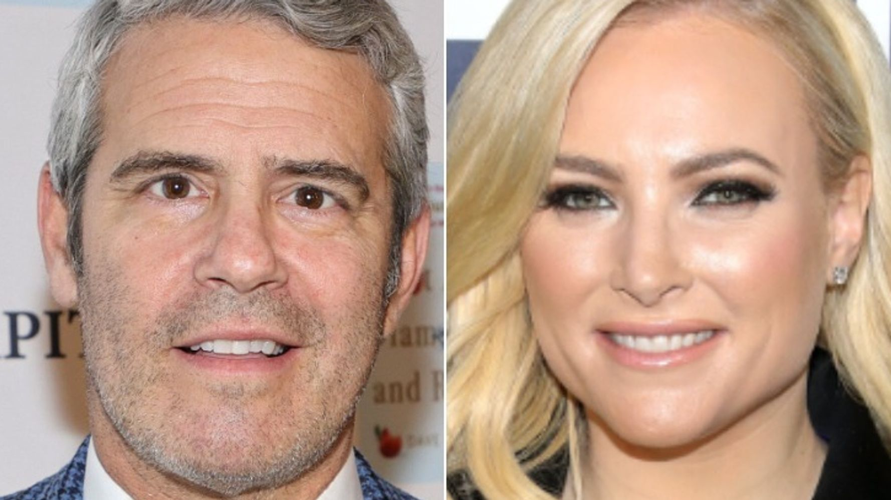 Andy Cohen Gives Meghan McCain A Stark Reminder Of Her Past Comments About Tell-Alls