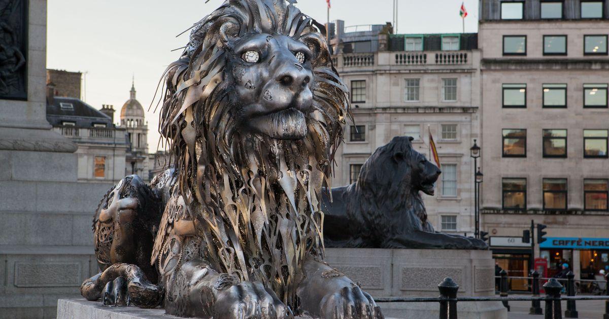 À Londres, il y a plus de statues en hommage à des animaux qu'à des femmes