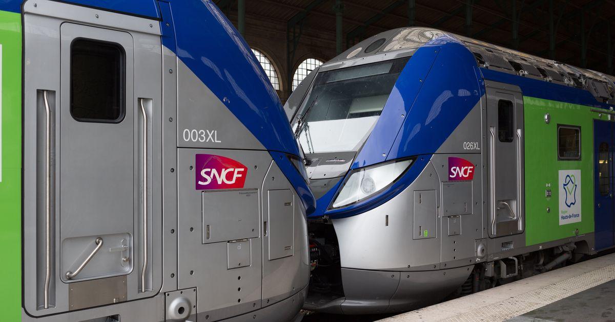 Le trafic TGV réduit ce week-end sur l'axe Atlantique à cause d'une grève à la SNCF
