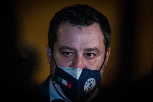 """Salvini su Meloni: """"La rottura di coglioni mini il Pd ma non la destra"""""""