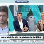 Un invitado de 'Más Vale Tarde' carga contra Iñaki López por una