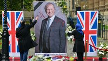 UK Police Charge 25-Year-Old Man With Stabbing Death Of Lawmaker