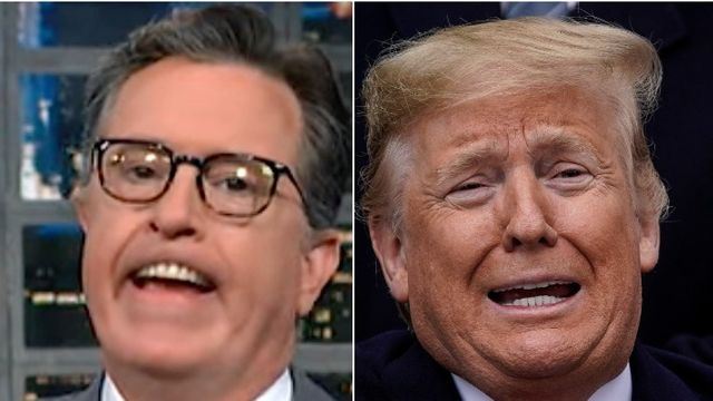 Colbert Gives Trump A Taste Of What Son Eric Really Thinks About Him.jpg