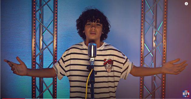 Eurovision junior: Enzo représentera la France avec Tic Tac