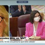 Mercedes Milá habla de Isabel Díaz Ayuso en unos términos muy