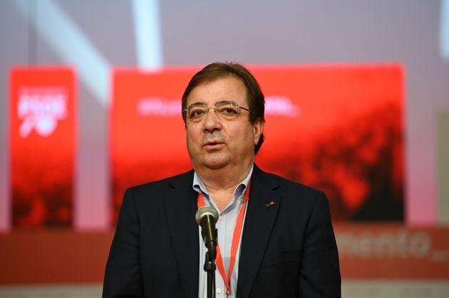 El AVE llegará a Extremadura en 2022, confirma Fernández Vara