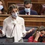 Yolanda Díaz tiene un inesperado detalle con Teodoro García Egea y las redes aplauden su