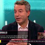 César Carballo es más sincero que nunca y responde así a los que le