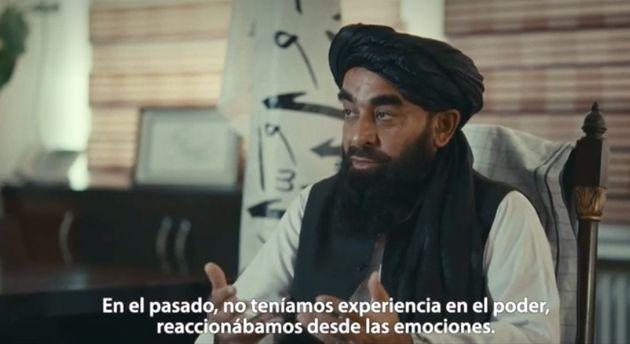 El portavoz del Gobierno talibán se pronuncia claramente sobre cortar manos