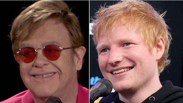 Elton John Laughs Off 'Big Mouth F**king' Ed Sheeran Over Major Spoiler.jpg