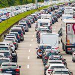 L'autoroute A13 fermée entre Paris et St-Cloud après un vol de câbles, la circulation
