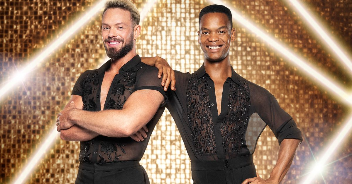 Strictly's John And Johannes Reveal Concerns They Had Before Becoming First All-Male Partnership
