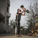 Une photo bouleversante de la guerre en Syrie primée à