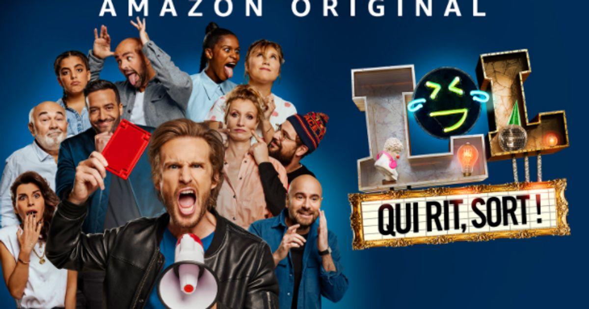 """On connait le casting complet de la saison 2 de """"LOL: Qui rit, sort!"""" sur Amazon Prime"""
