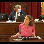Una diputada de Podemos, sin dejar de mirar a Vox, habla de forma rotunda sobre la
