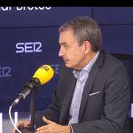 Zapatero responde a las palabras de Ayuso sobre ETA: sin elevar el tono pero así de