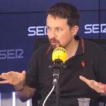 Pablo Iglesias dice que Yolanda Díaz ya ha ganado y Carmen Calvo emplea una palabra para
