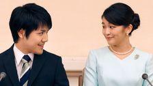 Japan's Princess Mako Loses Royal Status As She Weds Commoner