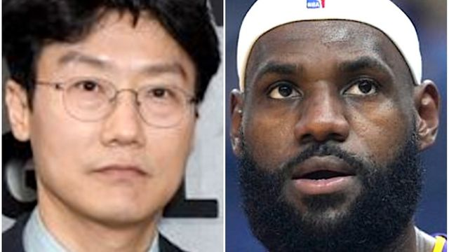 'Squid Game' Creator Shades LeBron James After Star's Criticism.jpg