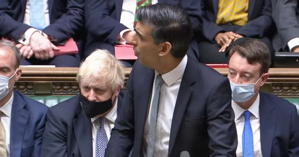 So Which Cabinet Ministers Masked Up In The Commons?