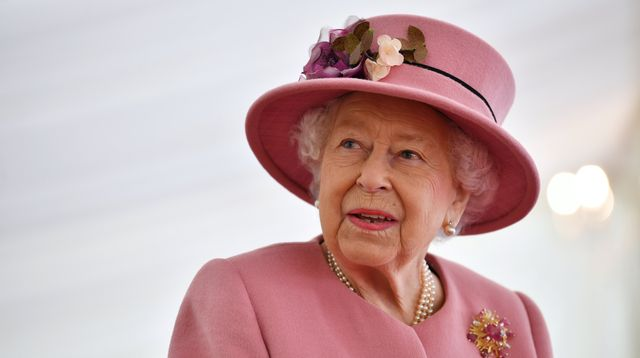 Queen Elizabeth II Won't Attend Climate Conference In Person.jpg
