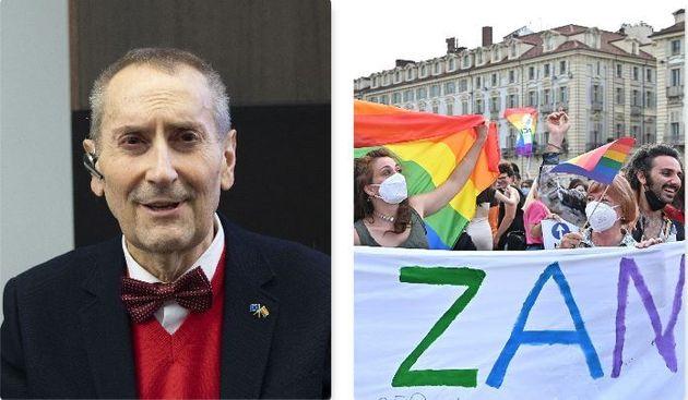 """Franco Grillini: """"In 28 anni abbiamo ottenuto le unioni civili e poco altro"""""""