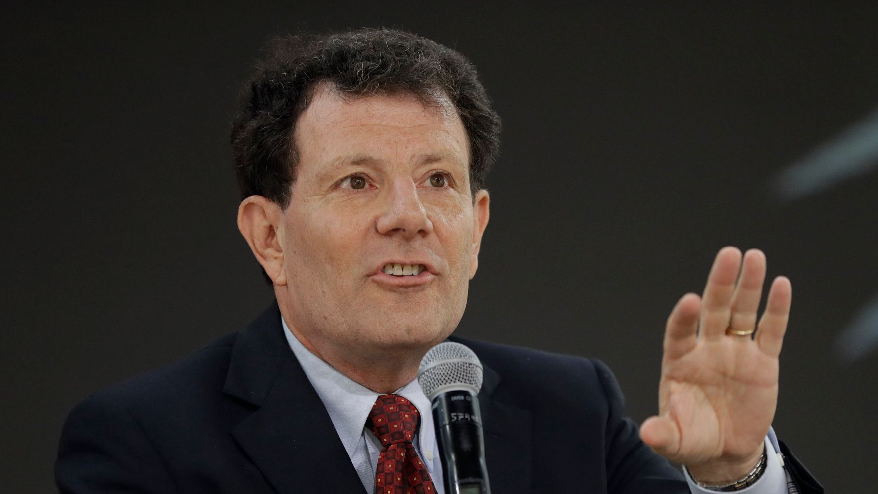 Ex-NYT Columnist Nicholas Kristof Announces Run For Oregon Governor